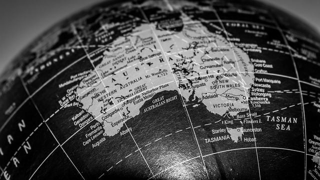 kontinent Austrálie