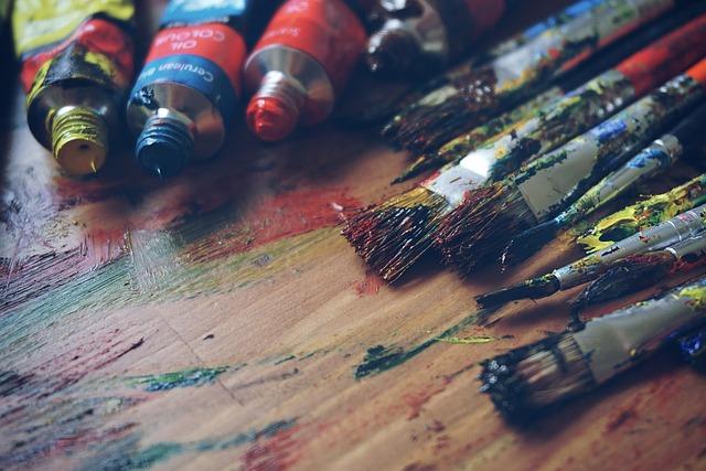 Základní poučka pro budoucí malíře