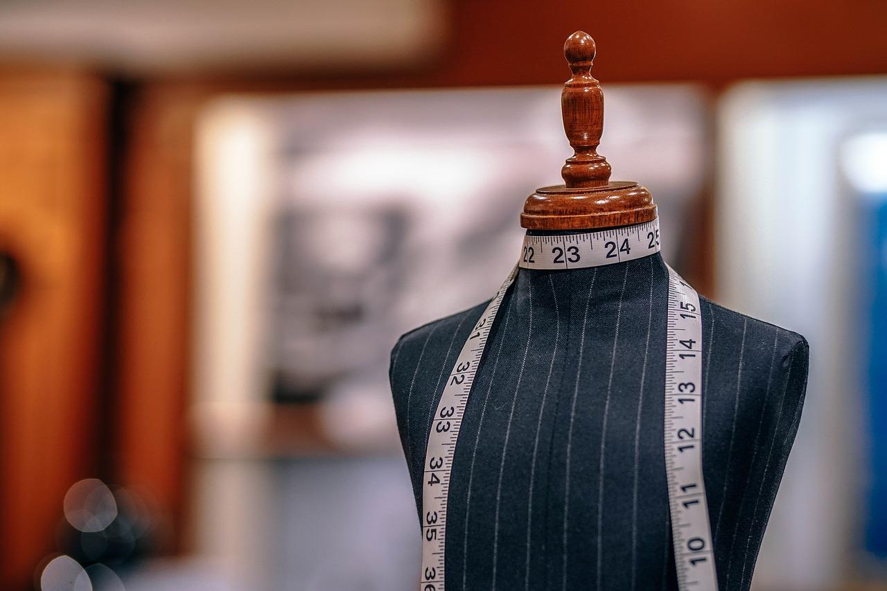 krejčovská busta