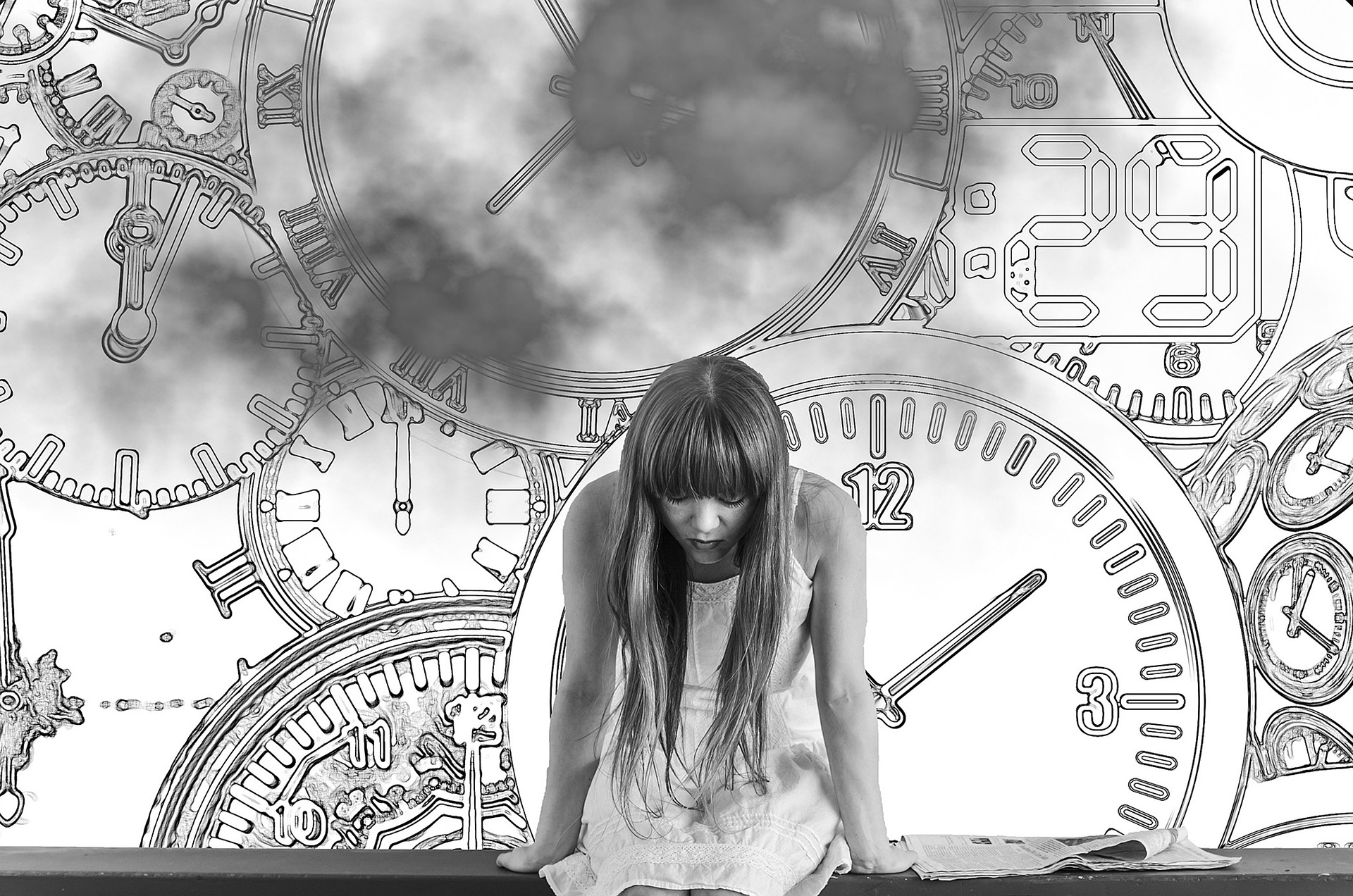 stres kvůli nepřipravenosti
